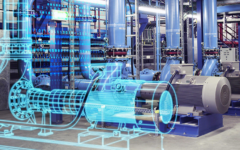 Siemens digital twin